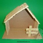 Come realizzare la capanna del Presepe