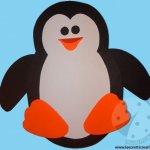 Lavoretto Inverno – Pinguino