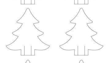 Segnaposto Natalizi On Line.Segnaposti Di Natale Con Cartoncino Lavoretti Creativi