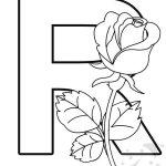 Alfabeto con disegni – Lettera R