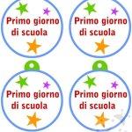 Accoglienza scuola – Medaglie per bambini