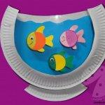 Lavoretti per bambini – Acquario