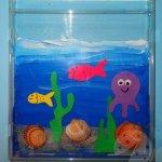 Lavoretti con custodia di cd – Acquario