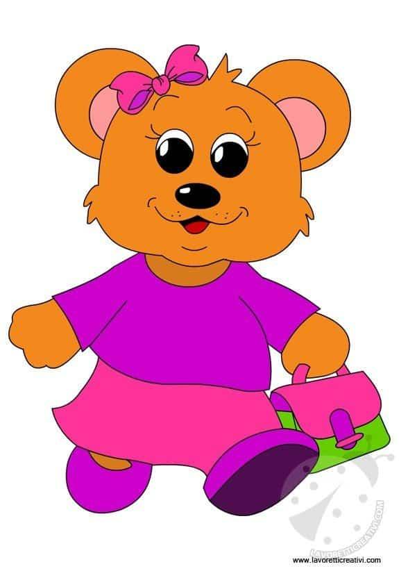 Addobbi accoglienza scuola materna orsetta for Addobbi aula scuola primaria accoglienza