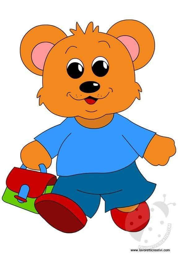 addobbi accoglienza scuola dell 39 infanzia orsetto On accoglienza scuola infanzia addobbi
