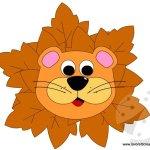Lavoretti autunno – Leone