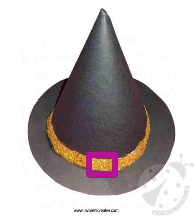 cappello-strega-halloween-di-carta-tutorial