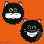Decorazioni Halloween – Gatto