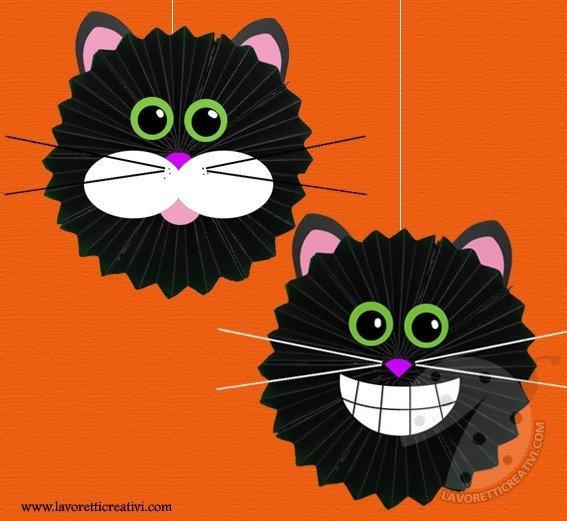 Decorazioni halloween gatto - Halloween decorazioni ...