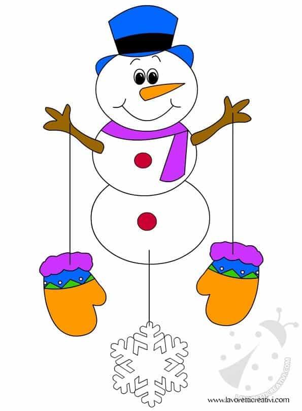 Addobbi invernali per la scuola 2 for Addobbi finestre natale scuola infanzia
