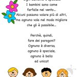 Scuola – Poesia Ogni bambino è speciale