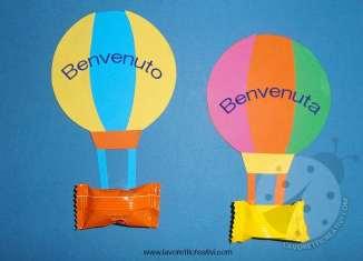 Lavoretti creativi accoglienza for Lavoretti accoglienza infanzia