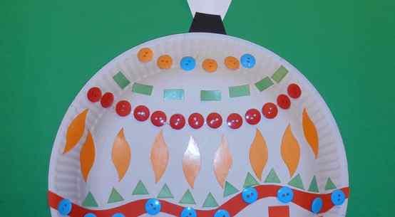 Lavoretti creativi lavoretti scuola bambini for Addobbi natalizi per bambini scuola materna
