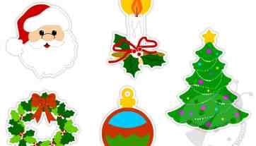 Disegni Di Natale Colorati Per Bambini Da Stampare Lavoretti Creativi