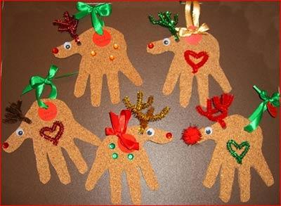 5 lavoretti di natale fai da te facili da creare: Lavoretti Di Natale Bellissimi Lavoretti Di Natale Per Bambini