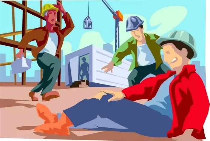 Infortunio sul Lavoro