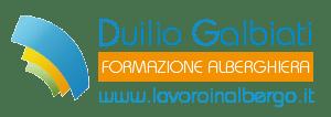 Logo Duilio Galbiati Lavoro in Albergo