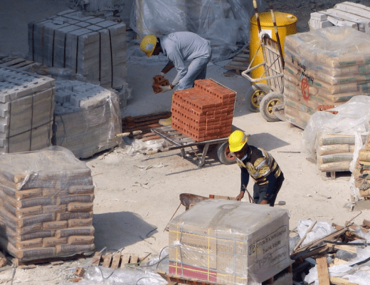 imprese lavoro in cantiere