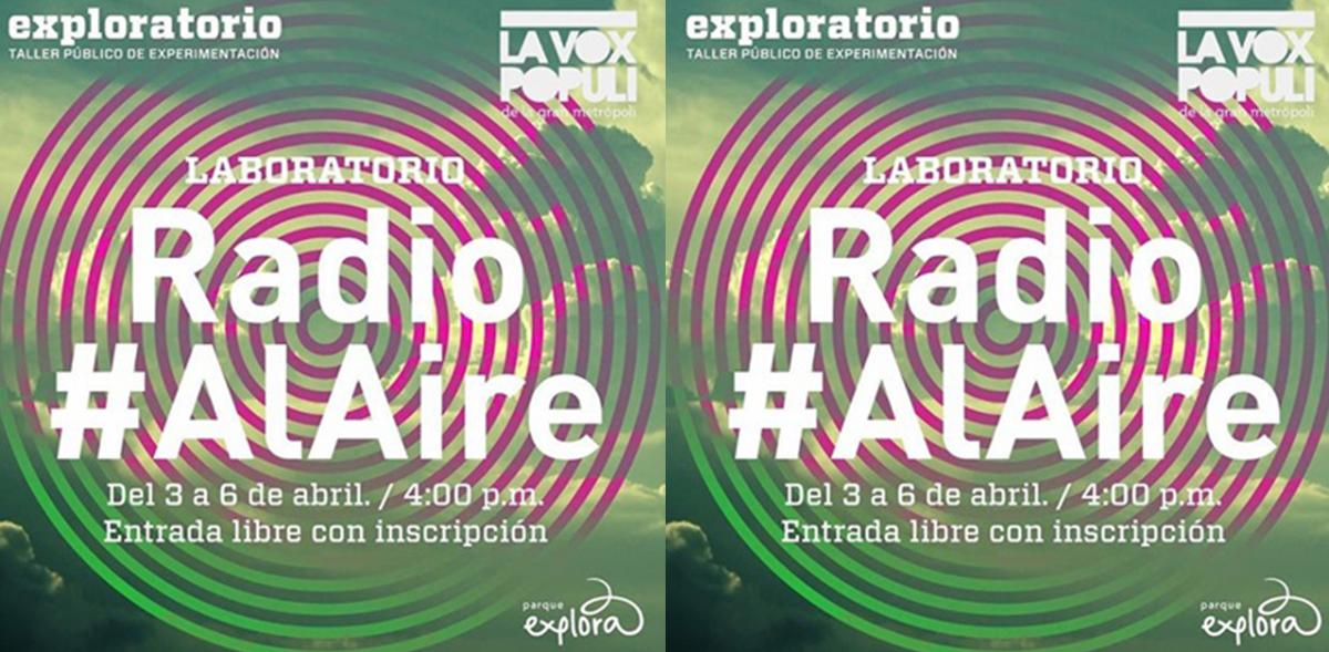 Radio #ALAIRE