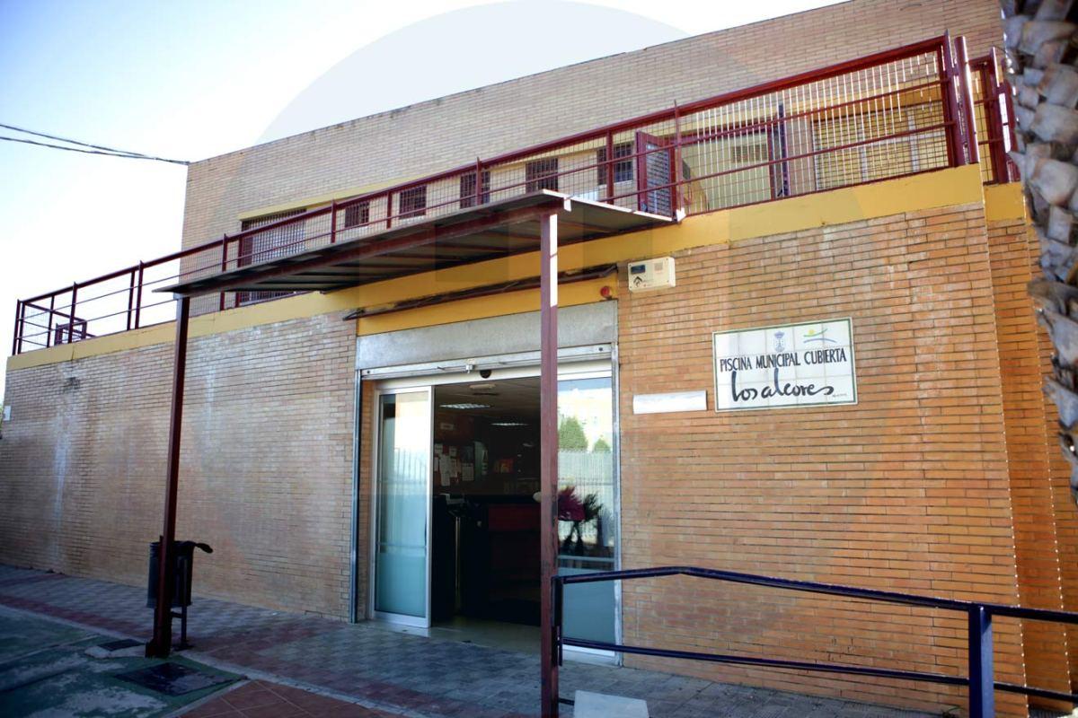 Piscina municipal cubierta Los Alcores