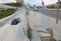 Desperfectos Puente Romano