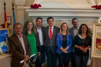 Paco Bautista, Rocío Bastida, Manuel Casado, Esaú Pérez, Ana Isabel Jiménez, Jorge Rico y Lola Aquino/ David Benítez