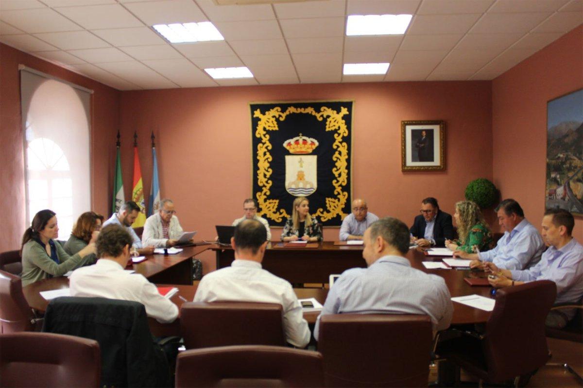 Junta de Gobierno / Ayto. Alcalá