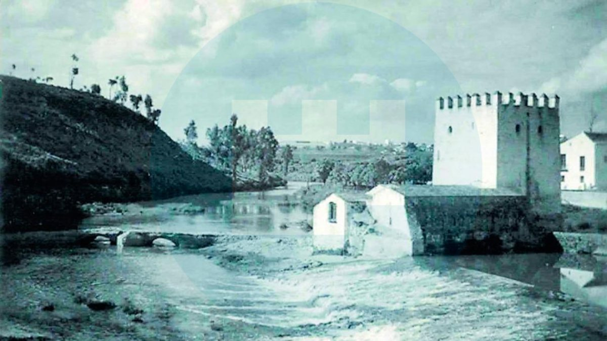 El molino de Las Aceñas /Archivo