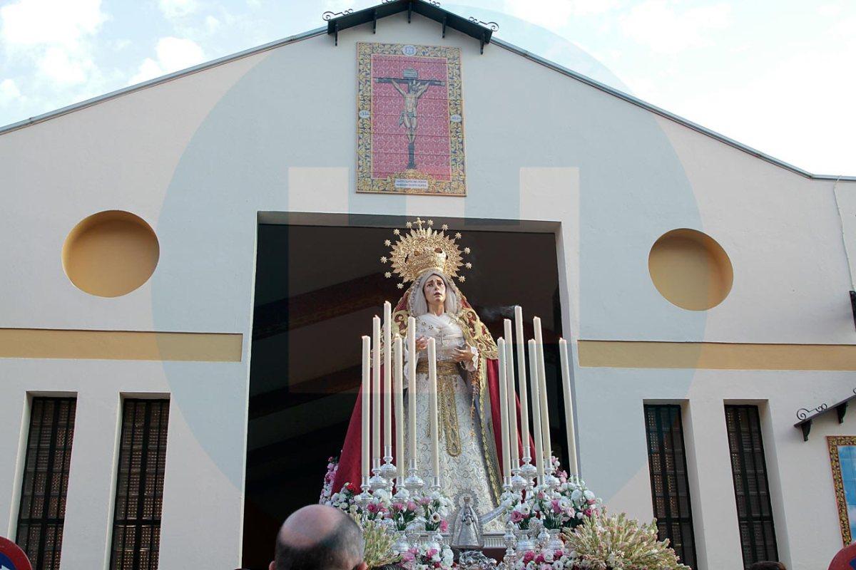La Virgen de las Angustias /Juan Muñoz