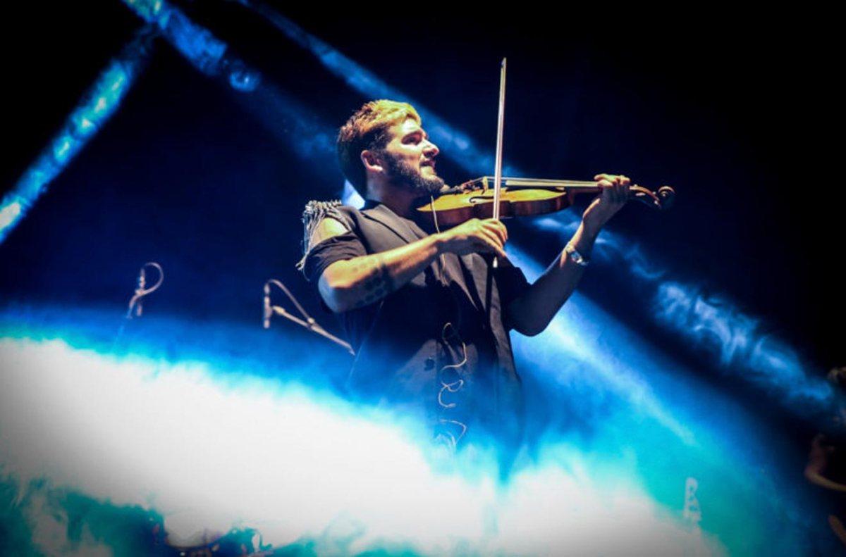 El violinista de Strad, Jorge Guillén /LVA