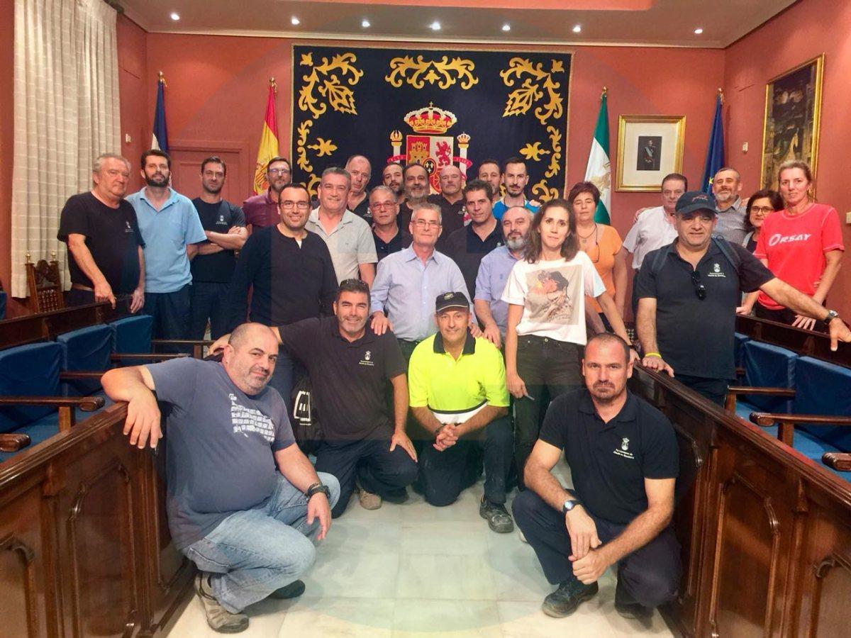 El personal laboral en el Ayuntamiento /LVA