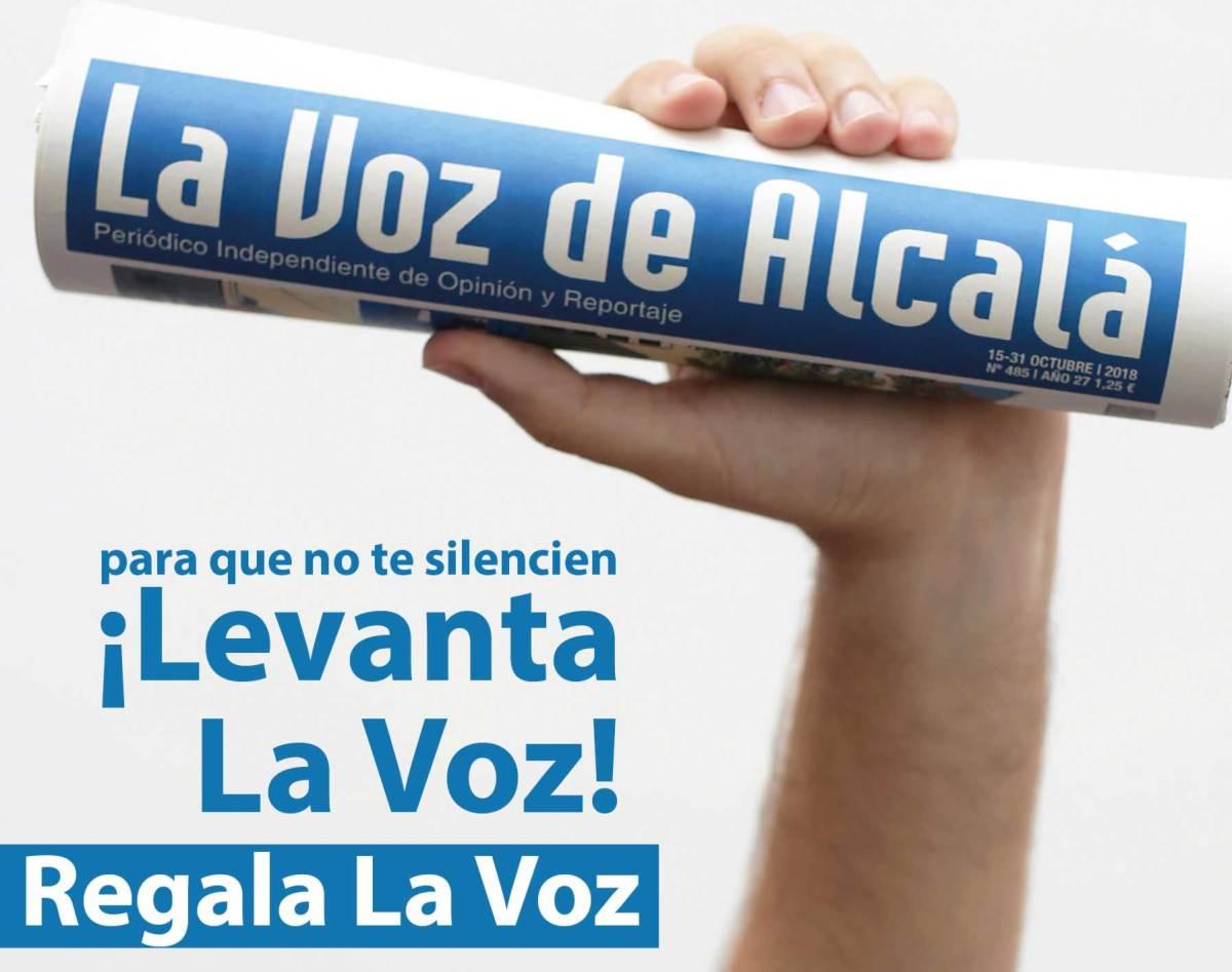 Regala La Voz de Alcalá