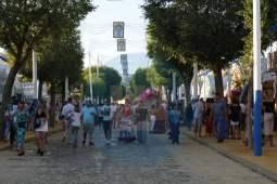 Ambiente de la tarde del jueves de Feria / Rocío Gómez