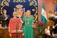 Ana Isabel Jiménez (PSOE)/ Francisco Amador