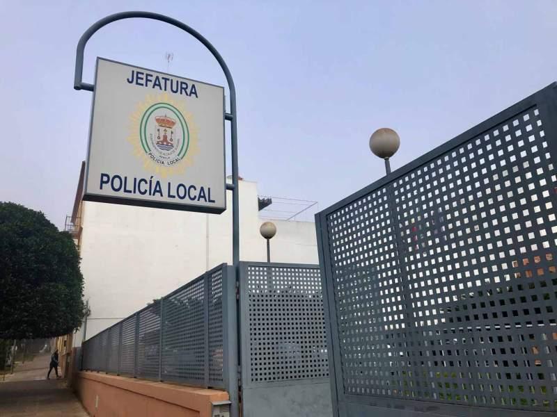 jefatura policía local