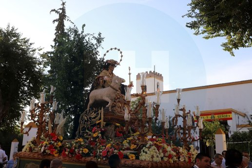 Divina Pastora / Juan Muñoz