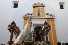 Virgen del Rosario de Santiago / Juan Muñoz