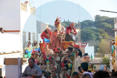 Cabalgata de Reyes del Campo de las Beatas / Juan Muñoz