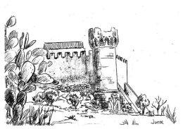 Castillo de Marchenilla / Julia Rodríguez