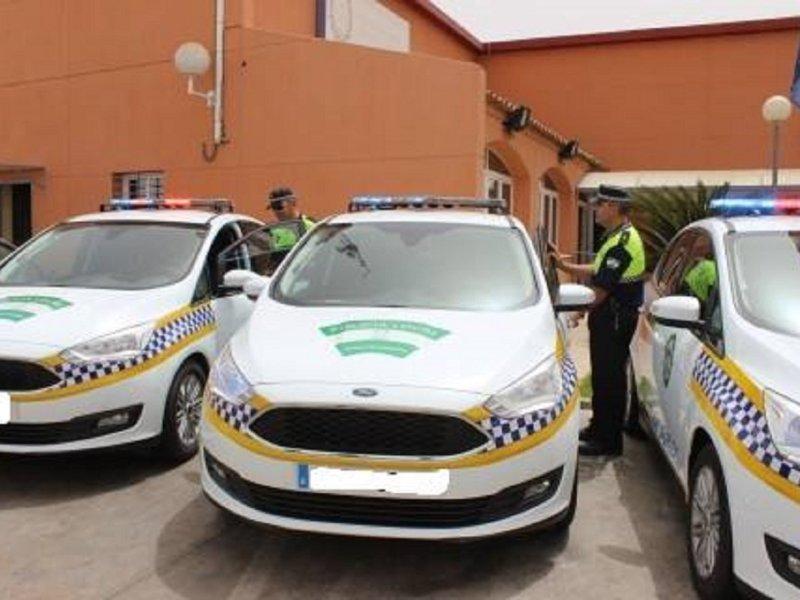 policía local alcala