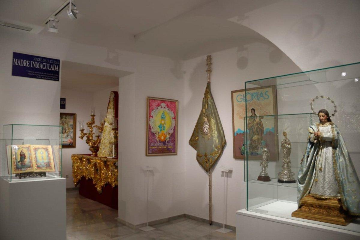 museo hermandades exposición glorias