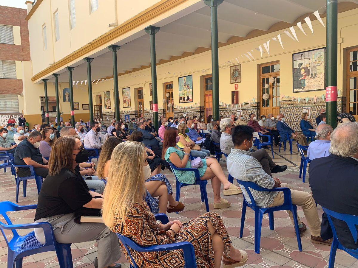 Presentación de 'Tres décadas contando Alcalá' / Lva