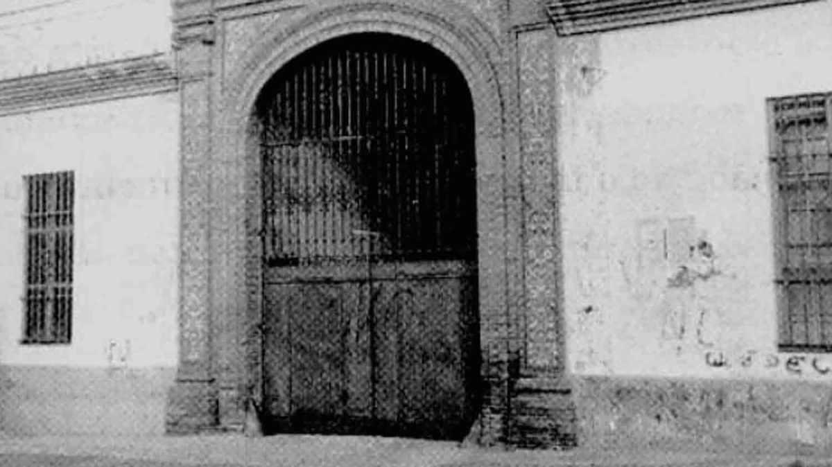 Almacén de aceitunas de Alcalá
