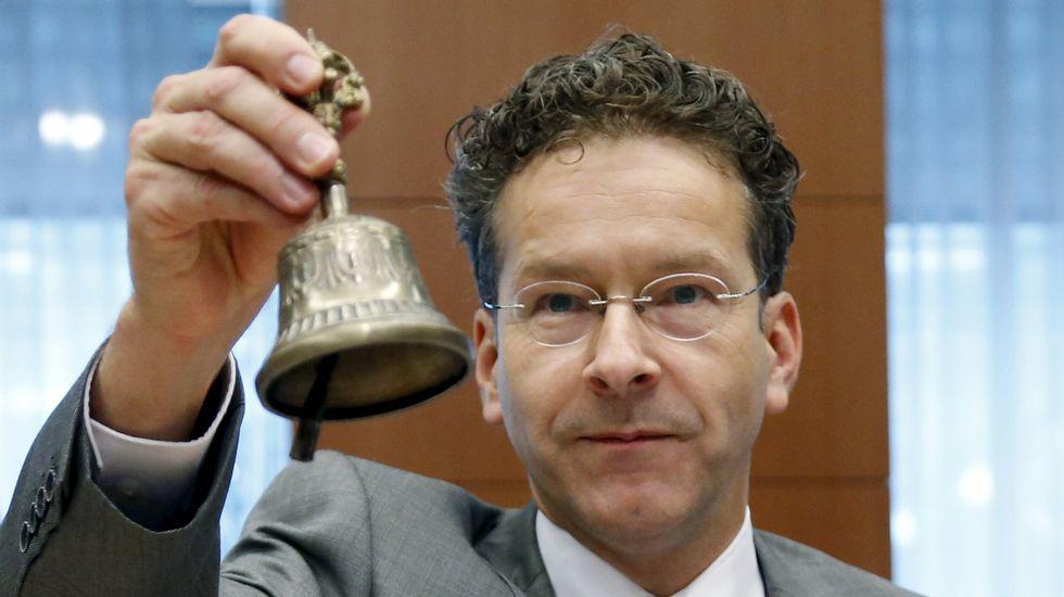 Image result for presidente del eurogrupo jeroen dijsselbloem