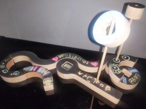 piezas de wodibow
