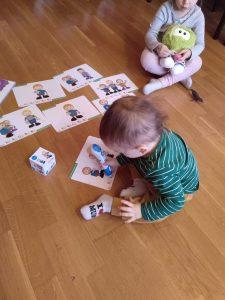 Actividades niños e idiomas