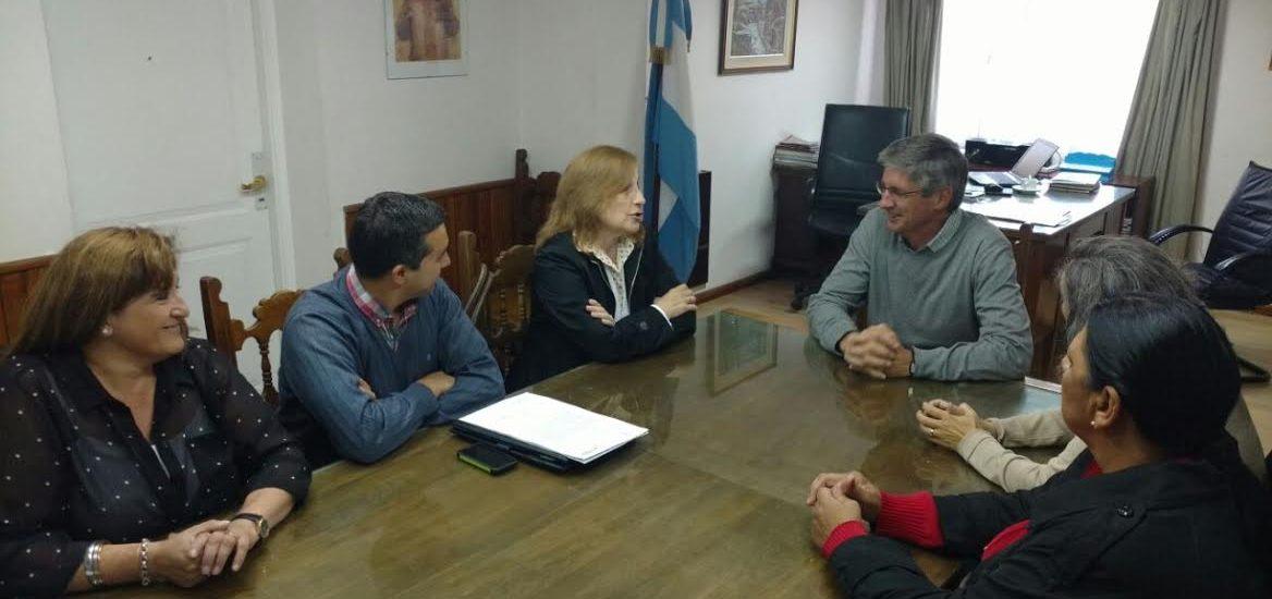 Esquel: Universidad del Chubut coordina acciones con el municipio