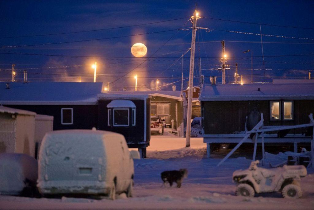 Resultado de imagen para ciudad de Utqiaġvik,en Alaska