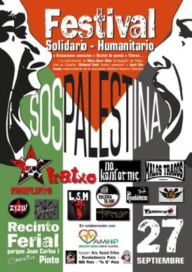 140922 Festival SOS Palestina