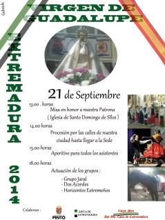 140917 Día de la Virgen Casa de Extremadura